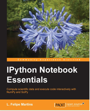 IPython Notebook Essentials front cover